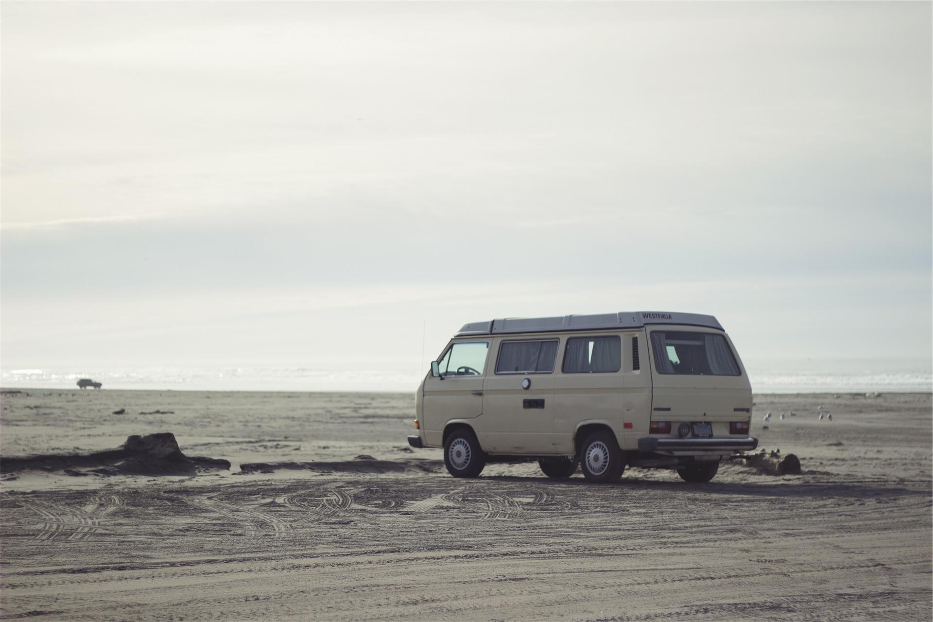 Alquiler furgonetas de viaje