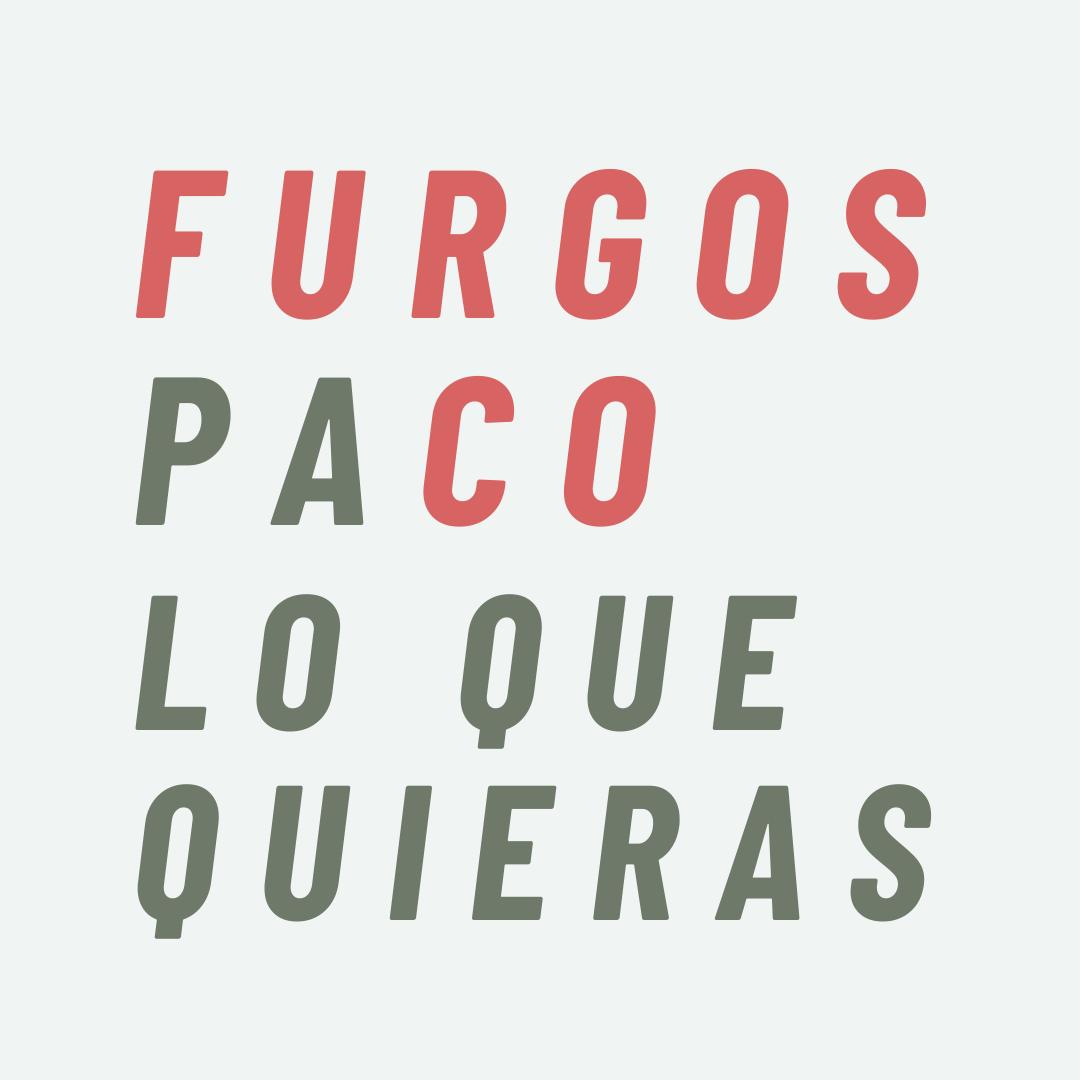 FURGONETAS ALQUIER BARCELONA